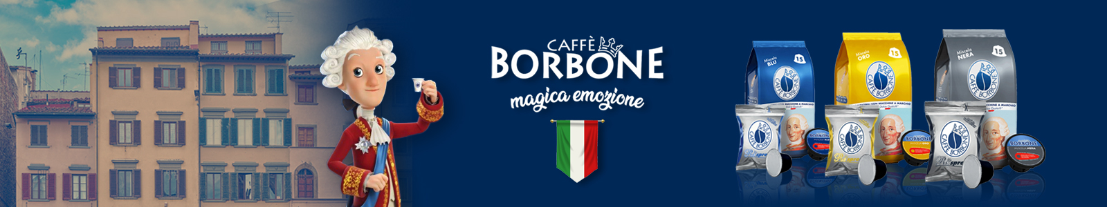 borbone coffe