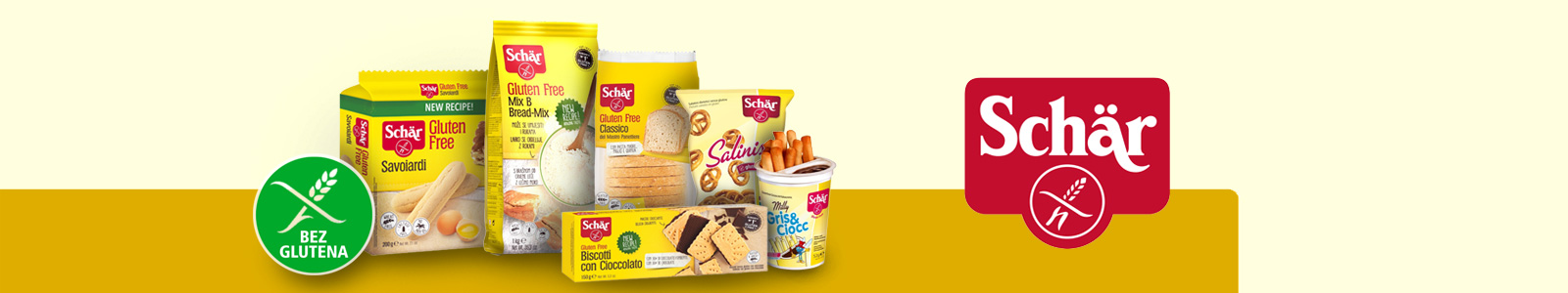 Proizvodi bez glutena
