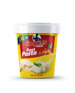 Fast pasta 4 Cheese - photo ambalaze