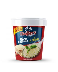 Rice Express 4 Cheese - photo ambalaze