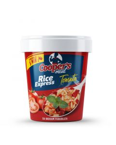 Rice Express Tomato - photo ambalaze