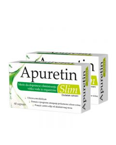 Apuretin Slim 2-pack - photo ambalaze