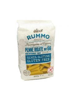 Penne Rigate Gluten Free no. 66 - photo ambalaze