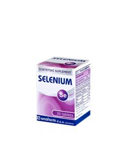Selenium - photo ambalaze