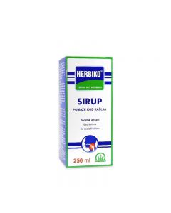 Herbiko sirup - photo ambalaze