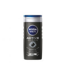 Gel za tuširanje Active Clean 250ml - photo ambalaze