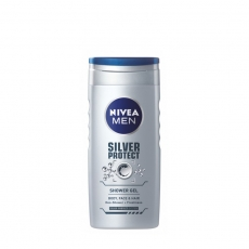 Gel za tuširanje Silver Protect 250ml - photo ambalaze