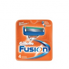 Gillette Fusion 4 patrone - photo ambalaze