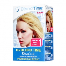 Blond Time boja - photo ambalaze