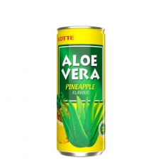 Aloe Vera i ananas 240ml - photo ambalaze