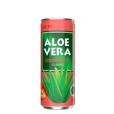 Aloe Vera i jagoda 240ml - photo ambalaze