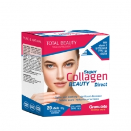 Super Collagen Beauty Direct 20 kesica