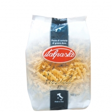 Fusilli 500g - photo ambalaze