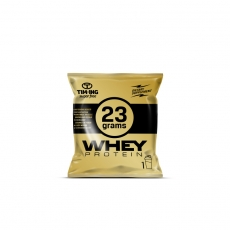 100% Whey protein jagoda 30g - photo ambalaze