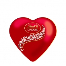 Lindor Heart bombonjera 62.5g - photo ambalaze
