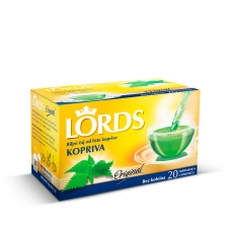 Čaj od koprive - photo ambalaze