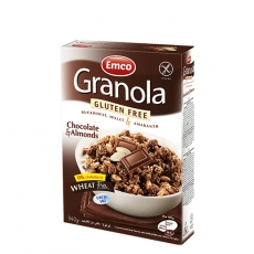 Granola čokolada 340g - photo ambalaze