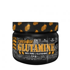 100% L-Glutamine 250g - photo ambalaze