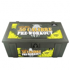 50 Calibre Pre-Workout 580g - photo ambalaze