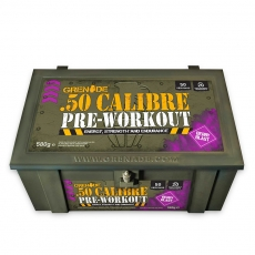 50 Calibre Pre-Workout - photo ambalaze