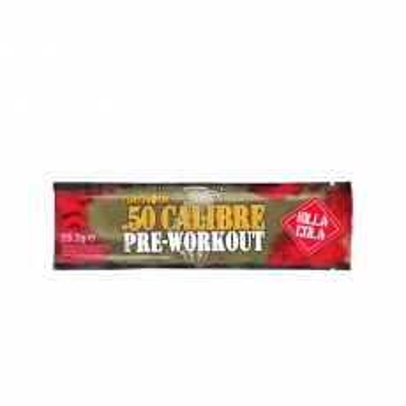 50 Calibre Pre-Workout - photo ambalaze