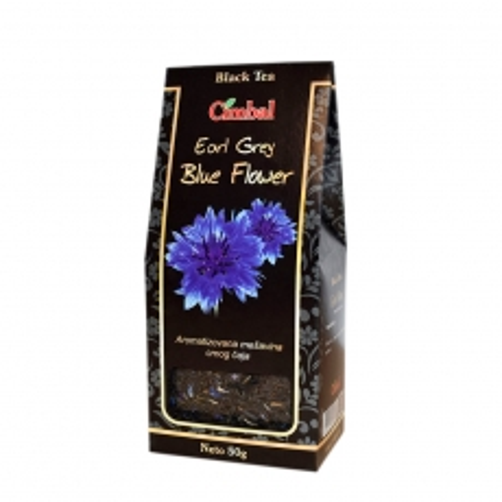 Čaj Earl Grey Blue Flower - photo ambalaze