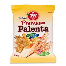 Premium palenta 500g - photo ambalaze