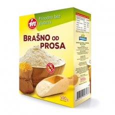 Brašno od prosa 500g - photo ambalaze