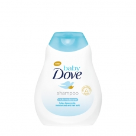 Šampon za bebe Rich Moisture 200ml - photo ambalaze