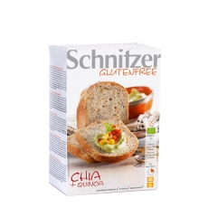 Chia&Quinoa Bread 500g - photo ambalaze