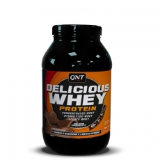 QNT Delicious Whey Protein - photo ambalaze