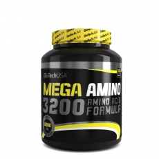 Mega Amino 3200 500 tableta - photo ambalaze