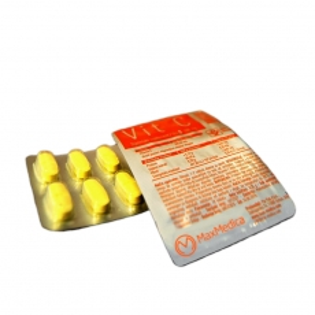 Vitamin C 500mg 10 tableta - photo ambalaze