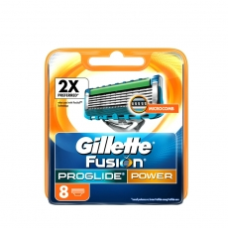 Fusion Proglide Power 8 patrona - photo ambalaze