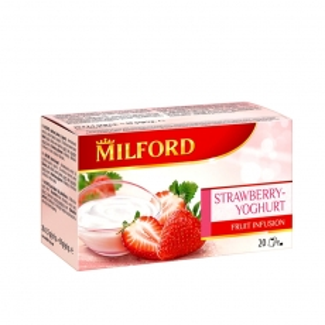 Strawberry-Yoghurt 20 kesica - photo ambalaze