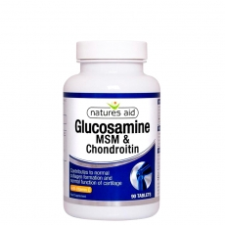 Glukozamin MSM hondroitin 90 tableta - photo ambalaze