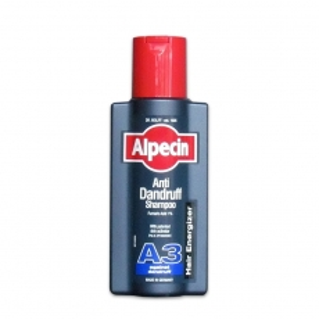 Šampon protiv peruti A3 250ml - photo ambalaze