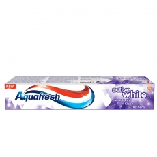 Active White pasta za zube 125ml - photo ambalaze