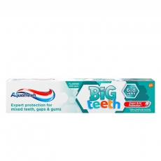 Big Teeth pasta za zube za decu 50ml - photo ambalaze