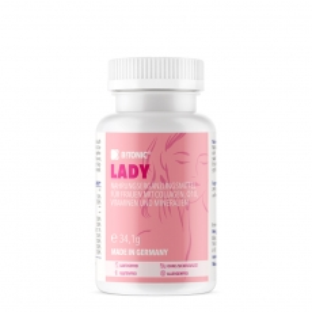 Lady 60 kapsula - photo ambalaze