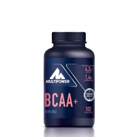 BCAA 102 kapsule - photo ambalaze