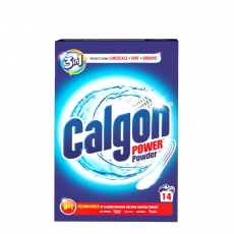 Calgon Powder Anti Limescale - photo ambalaze