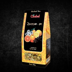 Čaj Dream On 50g - photo ambalaze