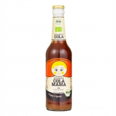 Orange Cola Mama 330ml - photo ambalaze