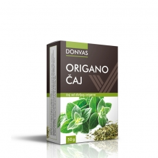 Origano čaj 50g - photo ambalaze