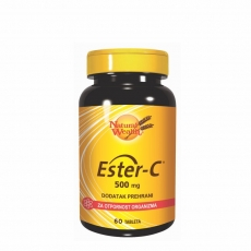 Vitamin Ester C 500mg 60 tableta - photo ambalaze