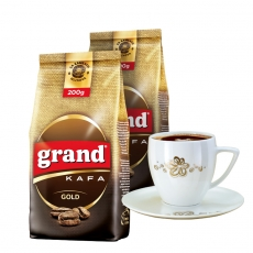 Kafa Gold 2x200g - photo ambalaze