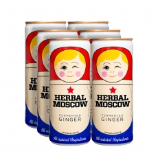 Herbal Moscow 6-pack - photo ambalaze