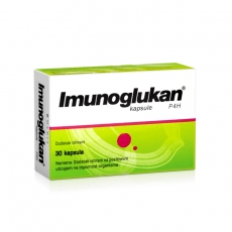 Imunoglukan 30 kapsula - photo ambalaze