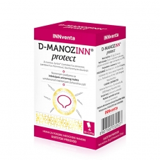D-manozinn protect 10 kesica x 2,5g - photo ambalaze